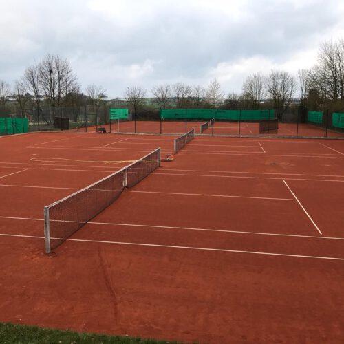 Tennisplätze TC Kürnach