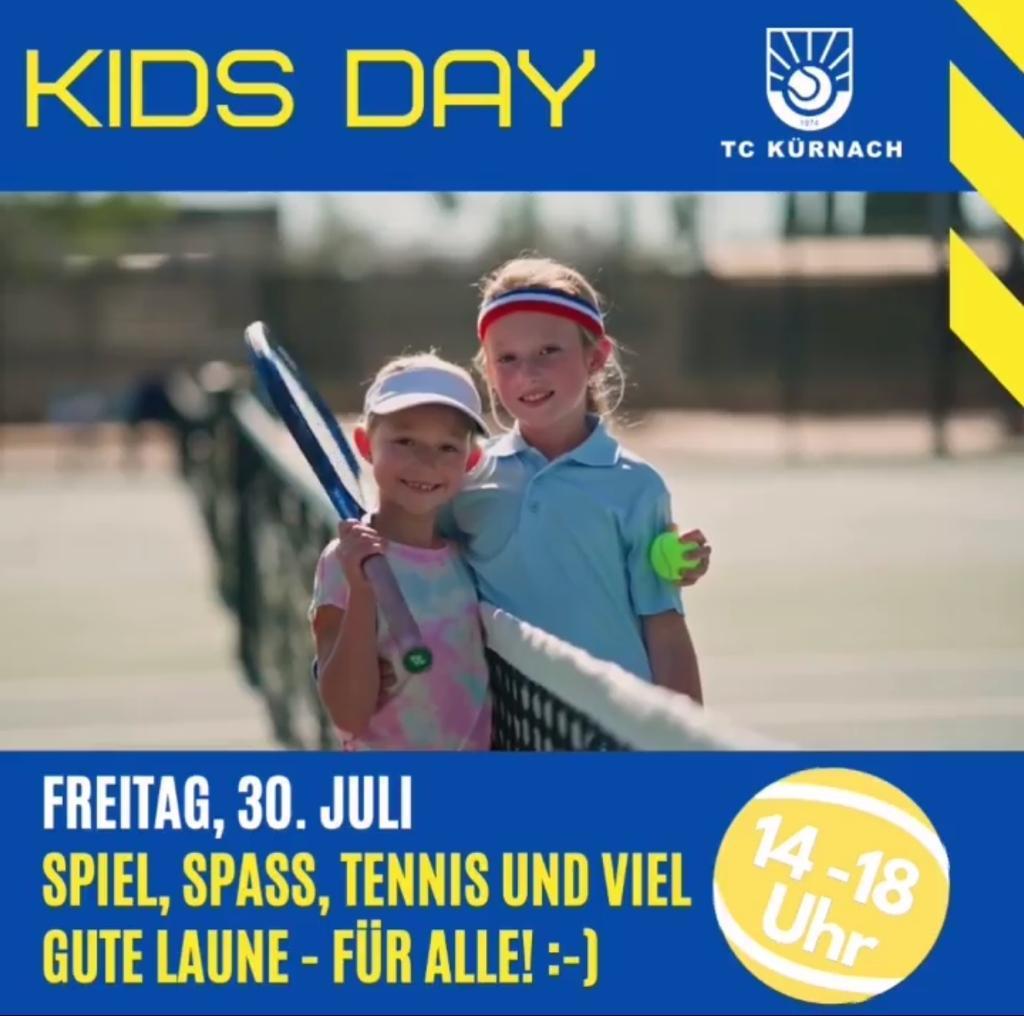 Tennis Kids Day